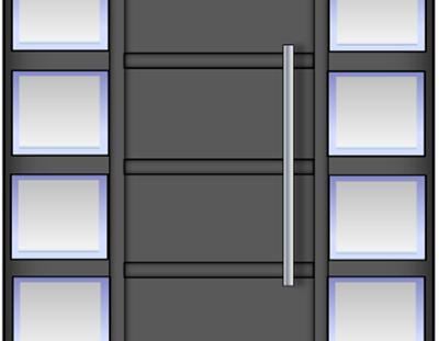 AXINO: Modern doors